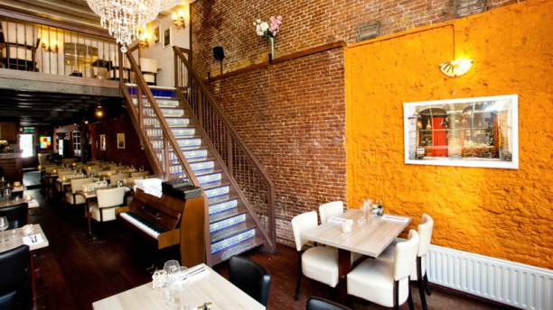 Sapore Italiano Het restaurant