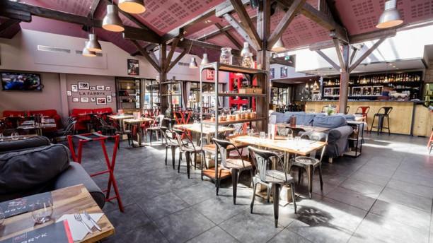 la fabryk restaurant boulevard jean xxiii 69008 lyon