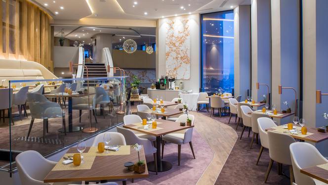 Salle - Celest Bar & Restaurant, Lyon