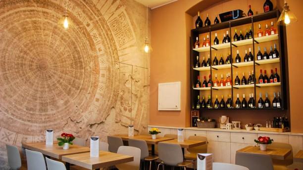 +39zerodue Restaurant Bistrot Vista sala