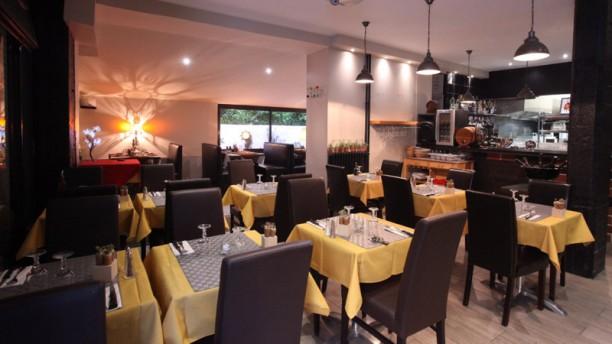 La Paiotte Cosy Salle du restaurant