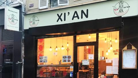 Xi'an, Paris