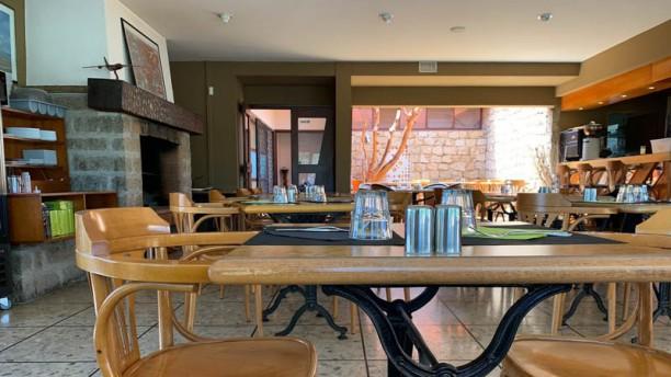 Restaurant de l'Aéro-Club Vue de la salle