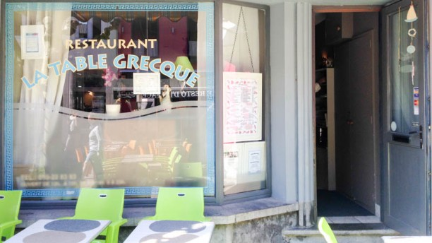 Restaurant la table grecque wavre avis menu et prix - Restaurant la table du grec ...