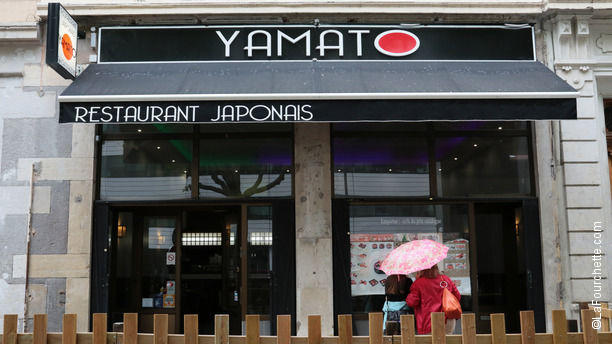 Yamato Bienvenue au restaurant Yamato