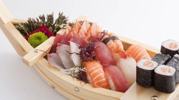Assortiment de sushis - Yamato, Lyon