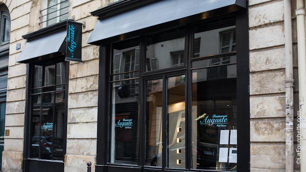 Restaurant Auguste - Gaël Orieux Restaurant Auguste
