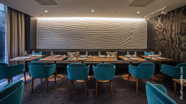 Restaurant restaurant auguste ga l orieux paris 75007 for Moquette restaurant