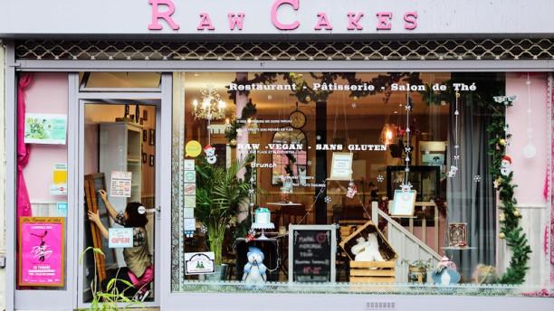 RawCakes Entrée