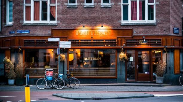 Cafe Partisan Restaurant