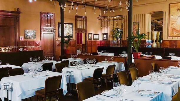 Restaurant Flo Sala del restaurante