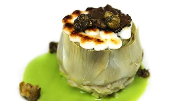 Keki de Sergio Martínez Sugerencia del chef