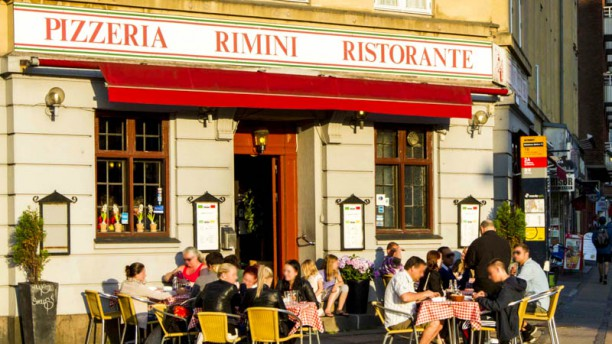 Restaurant Rimini Terrass