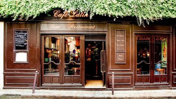 Café Latin Facade