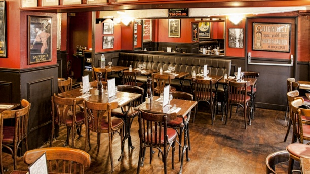 Caf 233 Latin Restaurant 14 Rue G 238 T Le Coeur 75006 Paris