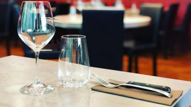 La Mangeoire Table dressée