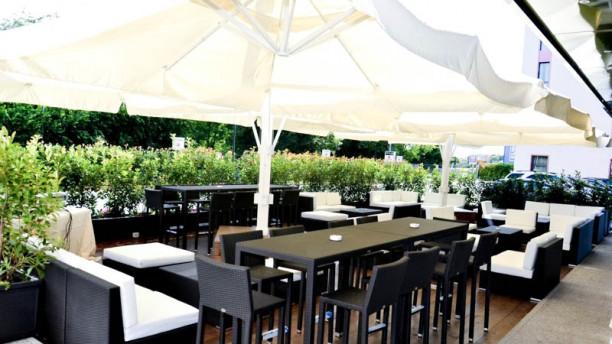 Corso Como 52 Restaurant La terrazza