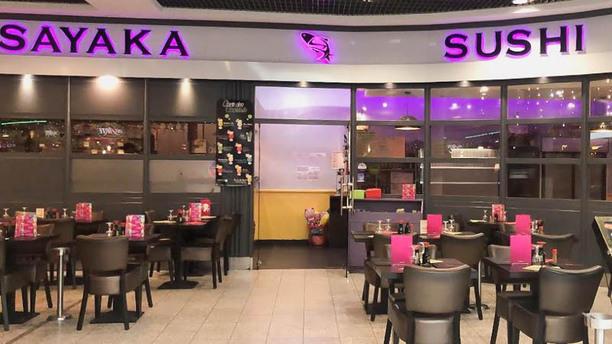 Sayaka Sushi Entrée