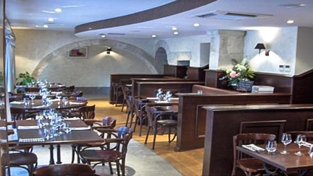 Le Bistrot Nîmois Salle du restaurant