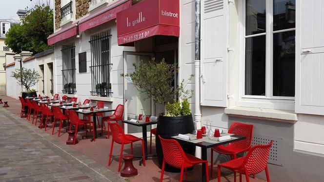 La Grille - Restaurant - Sceaux