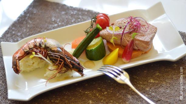 Restaurant le jardin des arts marseille menu avis for Restaurant le jardin marseille