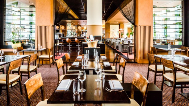 Otium Restaurant restaurantzaal