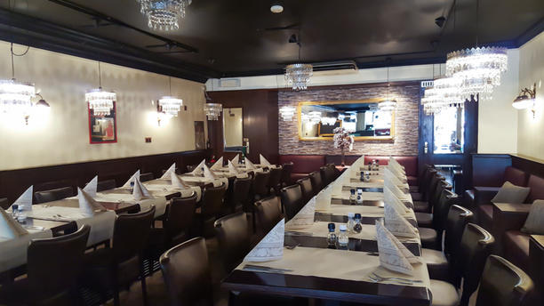 Het Gerecht Restaurantzaal