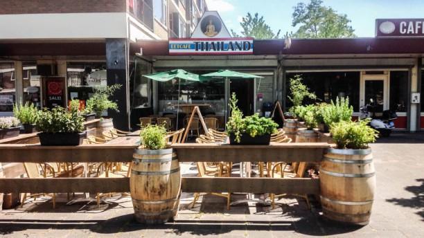 Eetcafé Thailand Terras