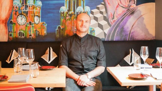 Chef - Graham's Kitchen, Amsterdam
