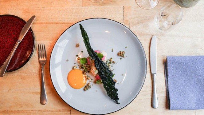 Suggestie van de chef - Graham's Kitchen, Amsterdam