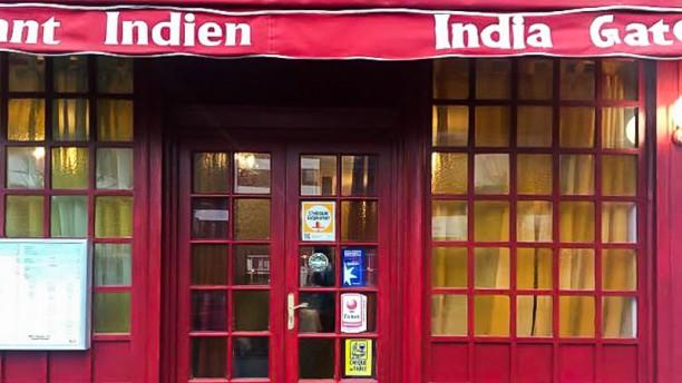 India Gate Entrée