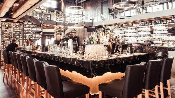 Encore by Simonis Het restaurant