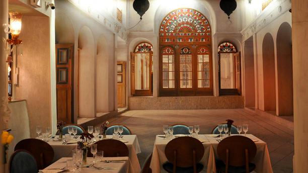Cardamomo Persian Palace (lecco) Vista sala