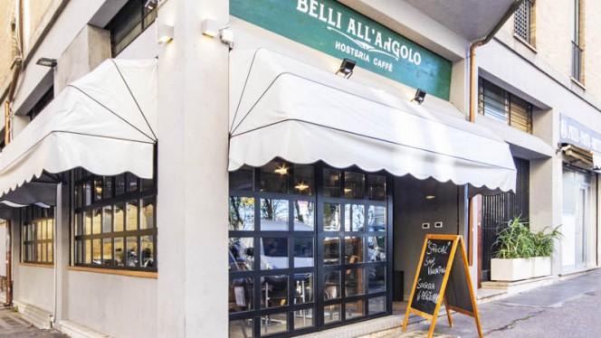 Entrata - Belli all'angolo Hosteria Caffè, Rome