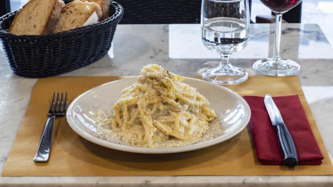 Sugerencia del chef - Belli all'angolo Hosteria Caffè, Rome