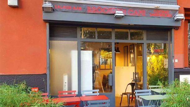 Brooklyn Café Devanture