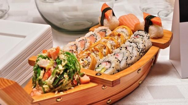 Mak Sushi Suggestion de plat