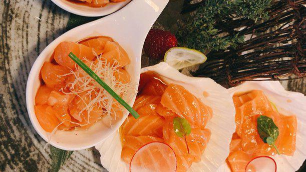 WI Sushi Suggerimento dello chef
