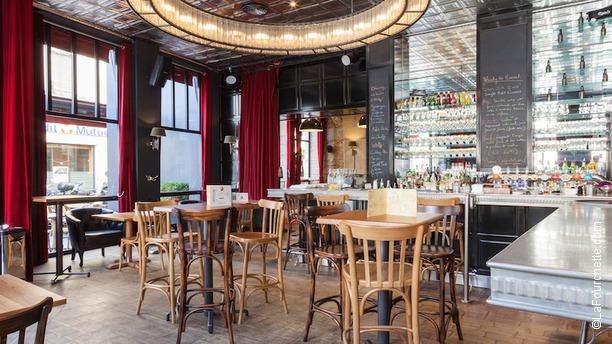 Restaurant Midi Minuit République à Lyon (69001), Hôtel de ville ...