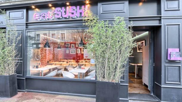 Eat Sushi Saint-Germain-en-Laye Entrée