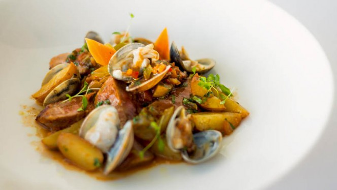 Sugestão do chef - Verbasco, Cascais