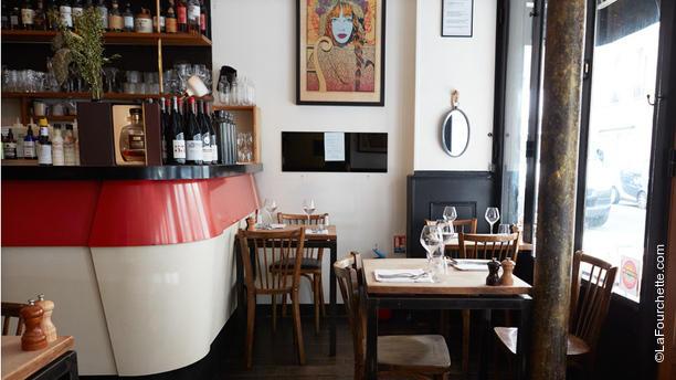 restaurant le blue valentine paris 75011 r publique menu avis prix et r servation. Black Bedroom Furniture Sets. Home Design Ideas