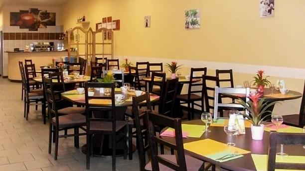 Restaurant Les 3 Actes intérieur