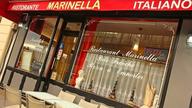 Marinella Bienvenue au restaurant Marinella