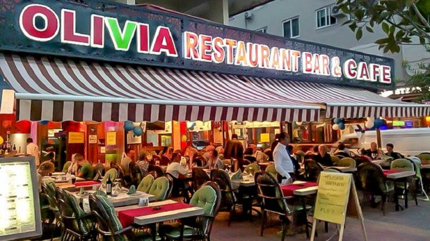 Olivia Gourmet Terrace