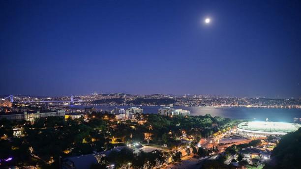 Dubb Indian Bosphorus view