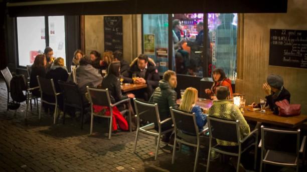 22 Grand'Rue - Bar de Nuit La terrasse