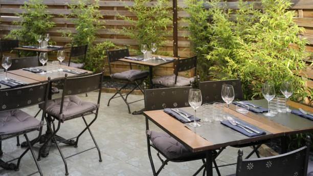Vinalia terrasse