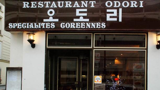 Odori Bienvenue au restaurant Odori