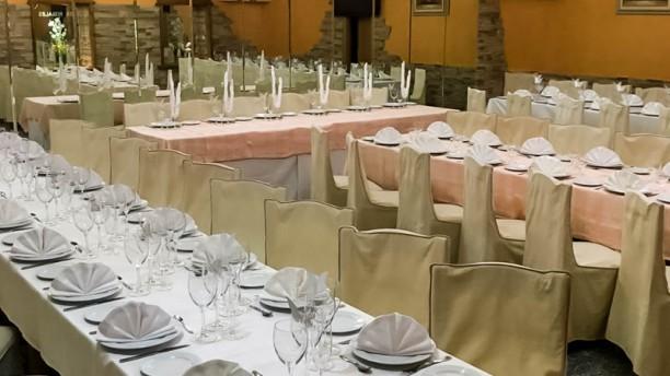 Los Rosales Vista sala